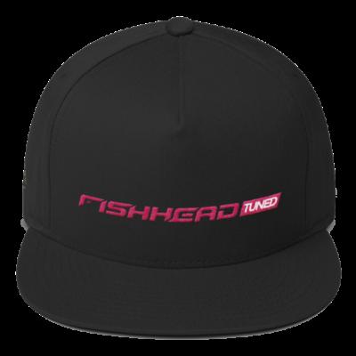 Fishhead Tuned – Flat Bill Cap