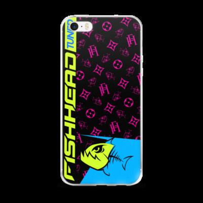 Fishhead communicator cover – iPhone 5/5s/Se, 6/6s, 6/6s Plus Case
